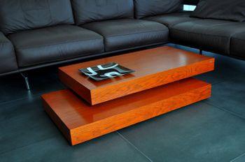 Bild 2 - Design Couchtisch Tisch S-60 Kirschbaum Kirsche Carl Svensson