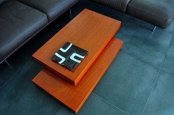 Bild 3 - Design Couchtisch Tisch S-60 Kirschbaum Kirsche Carl Svensson