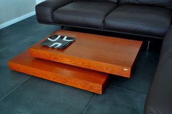 Design Couchtisch Tisch S-60 Kirschbaum Kirsche Carl Svensson
