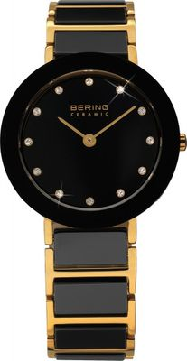 BERING Damen Uhr 11429-741 Ceramic Stahl Safirglas ultraslim design ladies watch
