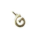 Anhänger Buchstabe G Gold 333 8 Karat   001