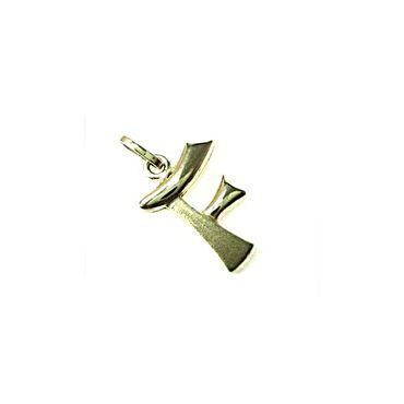Anhänger Buchstabe F Gold 333 8 Karat