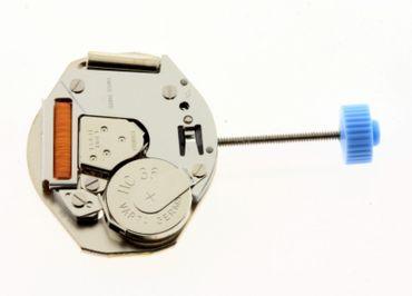 Uhrwerk Ronda 763 Ersatzwerk für Armbanduhr Quarz Analog 6 ¾ Linien