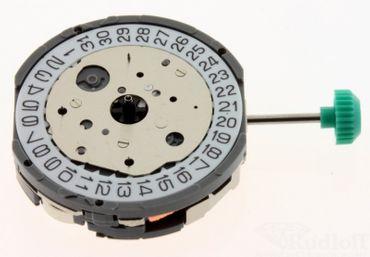 Uhrwerk Miyota FS10 Ersatzwerk für Armbanduhr Quarz Analog 10 ½ Linien