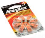 Energizer Hörgeräte Batterie 8 Stück per Pack AZ 13 Zink Luft hearing aid 001