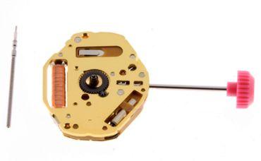 Uhrwerk Miyota 9T33 Ersatzwerk für Armbanduhr Quarz Analog