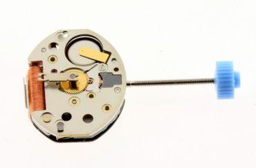 Uhrwerk Ronda 753 Ersatzwerk für Armbanduhr Quarz Analog 5 ½ Linien