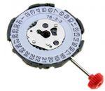 Uhrwerk Miyota 2115 Ersatzwerk für Armbanduhr Quarz Analog 10 ½ Linien 001