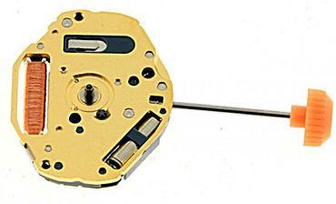 Uhrwerk Miyota 1L32 Ersatzwerk für Armbanduhr Quarz Analog 6 ¾ Linien