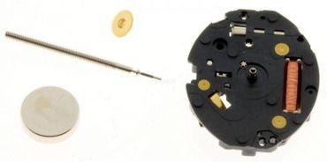 Uhrwerk Shiojiri VX11 Ersatzwerk für Armbanduhr Quarz Analog 5 ½ Linien