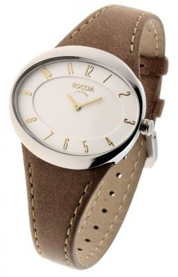Boccia Uhr Damenuhr 3165-14 Titanium ladies watch Reintitan
