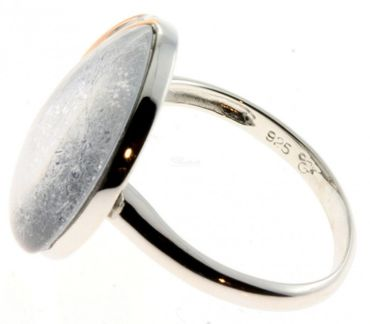 Novellus Extravaganter Echt Silber Damen Ring Fingerring 59813105