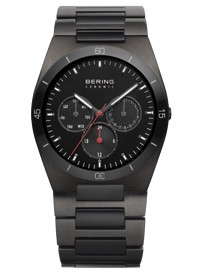 BERING Uhr Ceramic Stahl 32341-792 Herrenuhr Safirglas ceramic steel mens watch
