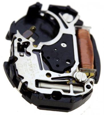 Uhrwerk Shiojiri VC10 Ersatzwerk für Armbanduhr Quarz Analog 5 ½ Linien