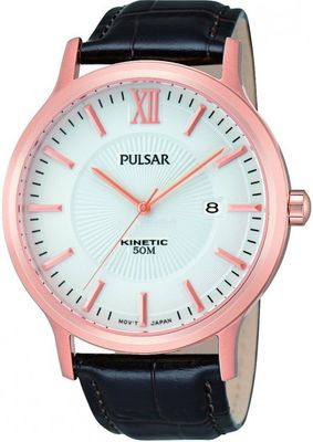Pulsar by Seiko Herren Uhr Kinetic PAR184X1