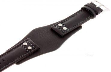 Fossil Original Lederband Ersatzband Armband für CH2586 ohne Uhr mit Federstegen