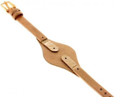 Fossil Original Lederband Ersatzband Armband ES3151 ohne Uhr m Befestigungsnieten