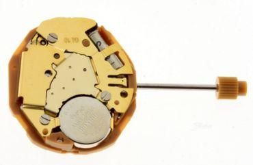 Uhrwerk Miyota GL10 Ersatzwerk für Armbanduhr Quarz Analog 6 ¾ Linien