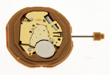 Uhrwerk Miyota GM00 Ersatzwerk für Armbanduhr Quarz Analog 10 ½ Linien