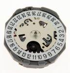 Uhrwerk Shiojiri VJ22 Ersatzwerk für Armbanduhr Quarz Analog 6 ¾ Linien 001