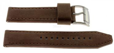 Fossil Original Lederband Ersatzband Armband JR1424 ohne Uhr m Federstegen 24mm