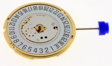Uhrwerk ETA F05.111 H1 Ersatzwerk für Armbanduhr Quarz Analog 10 ½ Linien