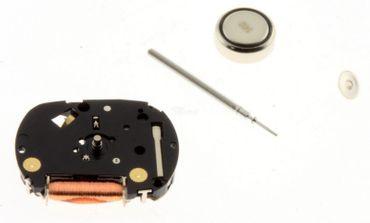 Uhrwerk Shiojiri VC00 Ersatzwerk für Armbanduhr Quarz Analog 4 ¾ Linien