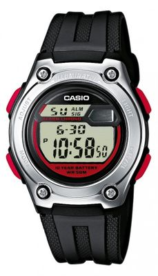 Casio Uhr Classic Collection W-211-1BVES