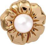 Endless Charm Pearl Flower Vergoldet 25552 001