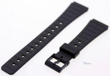Original Casio Armband Resin für F-28W-1D Ersatzband watch strap F-28W-1QY