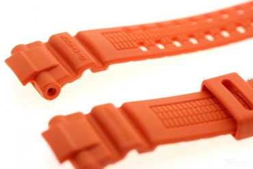 Original Casio Armband Resin GW-3000M-4AJ GW-3000M-4AV watch strap orange new