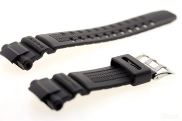 Original Casio Armband Resin GW-3000B-1AER, GW-2500B, G-1000-1AER watch strap black