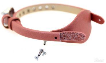 Fossil Original Lederband Ersatzband Armband ES3472 ohne Uhr watch strap
