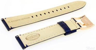 Fossil Original Lederband Ersatzband Armband FS4835 ohne Uhr m Federstegen 22mm