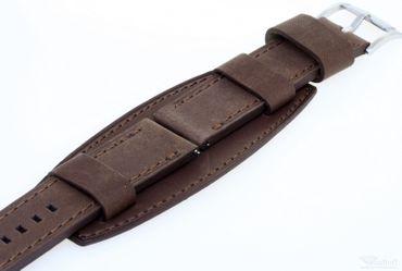 Fossil Original Lederband Ersatzband Armband JR1387 ohne Uhr m Federstegen 22mm