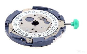 Uhrwerk Miyota OS10 Ersatzwerk für Armbanduhr Quarz Analog 13 ½ Linien