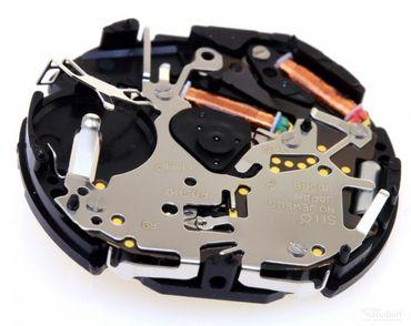 Uhrwerk Shiojiri VD54 Ersatzwerk für Armbanduhr Quarz Analog 12 ¾ Linien