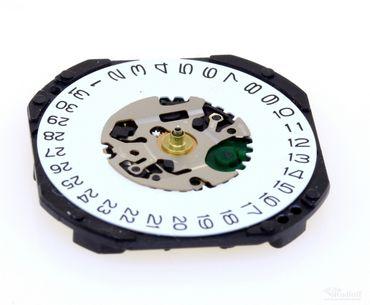 Uhrwerk Shiojiri VX32 Ersatzwerk für Armbanduhr Quarz Analog 10 ½ Linien
