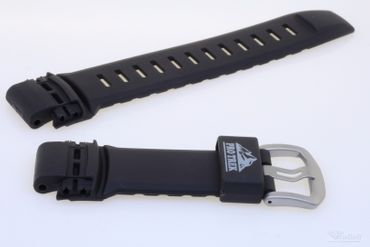 Original Casio Armband Resin PRG-250-1J PRW2500-1J PRG-250 watch strap black new