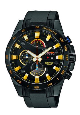 Casio Herren Uhr Edifice EFR-540RBP-1AER Red Bull Limited Edition