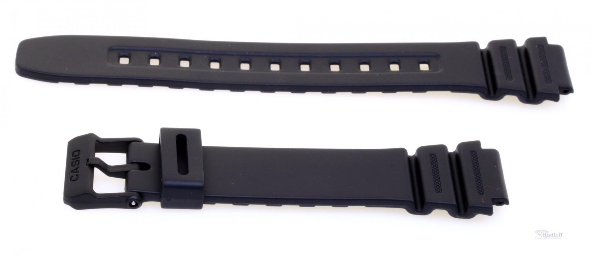 Original Casio Armband Resin W 216h 1avh Ae 1300wh 1a2 1200wh 1av Baby G Bg 6903 8 Abu