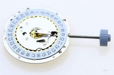 Uhrwerk Ronda 785 Ersatzwerk für Armbanduhr Quarz Analog 8 ¾ Linien