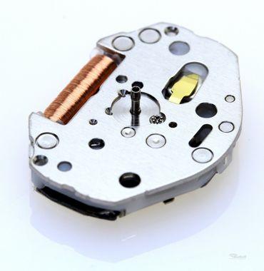 Uhrwerk Miyota 2039 Ersatzwerk für Armbanduhr Quarz Analog 6 ¾ Linien