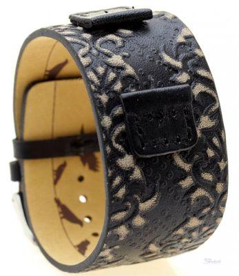 Fossil Original Lederband Ersatz Uhrenrmband für JR1009, JR1008 watch strap