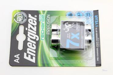 Energizer ACCU Mignon AA-HR6 NiMH 2300mAh recharge precision Stilo
