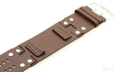 Fossil Original Lederband Ersatzband Armband JR9748 ohne Uhr
