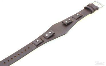 Fossil Original Lederband Ersatzband Armband JR1243 ohne Uhr m Federstegen 8 mm