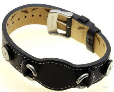 Fossil Original Lederband Ersatzband Armband JR1015 JR1014  ohne Uhr