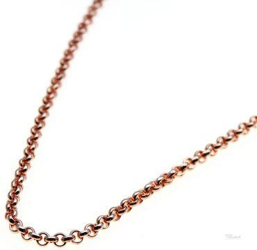 Anker Kette Collier Halskette Echt Silber 925 rosé diverse Längen