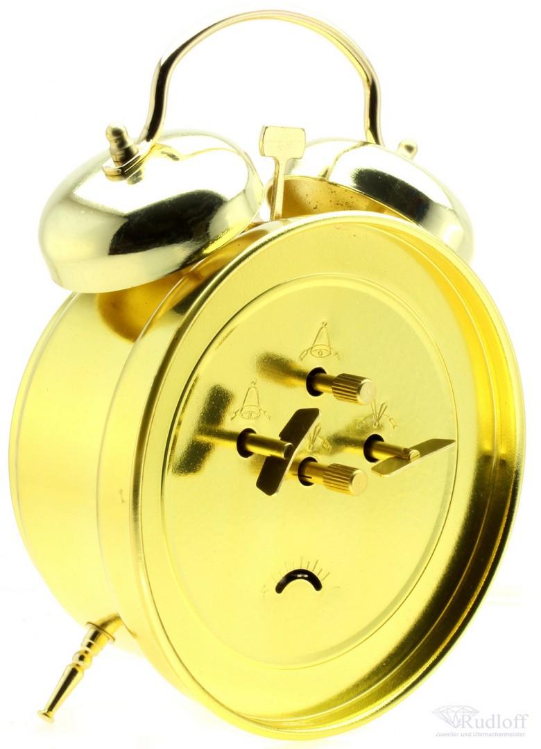 Wecker Zum Aufziehen : gro er wecker klassisch mechanisch wecker alarm clock doppelglockenwecker ruhla ebay ~ Whattoseeinmadrid.com Haus und Dekorationen